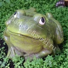 Кашпо Лягушка Большая