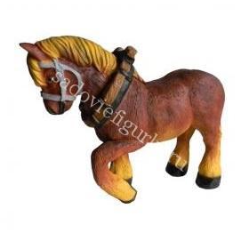 Лошадка коричневая