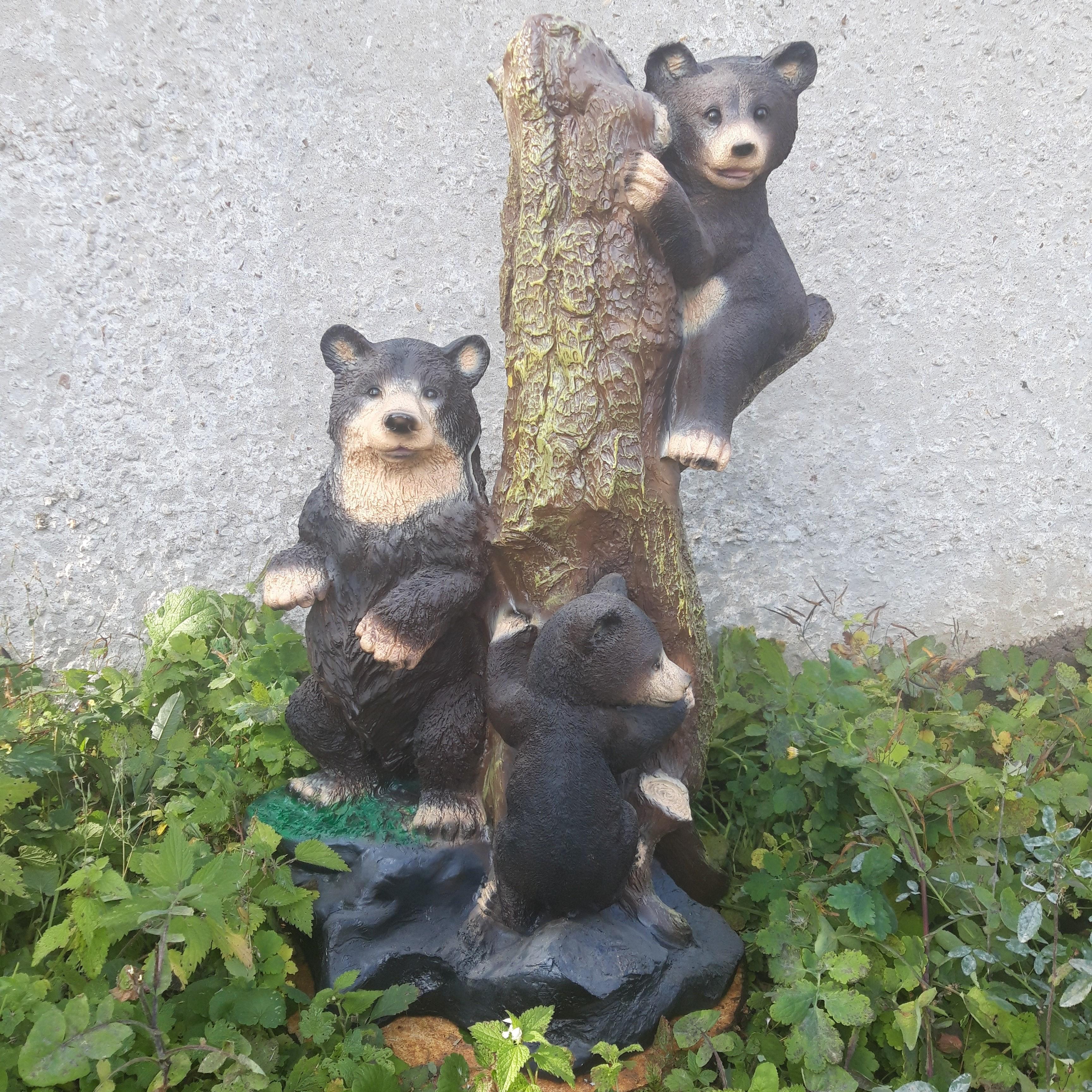Медведи трио
